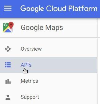 How to Get Google Maps JavaScript API Key - Joomlashack