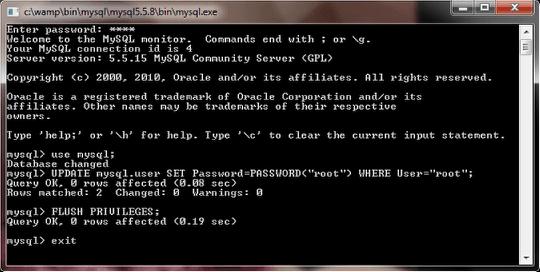 How to Fix Error 1045 in phpMyAdmin - Joomlashack