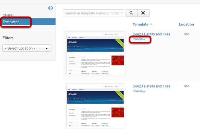 How To See Module Positions In Joomla 3 Templates Joomlashack