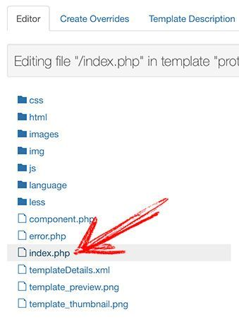 Add a New Module Position to a Joomla Template - Joomlashack