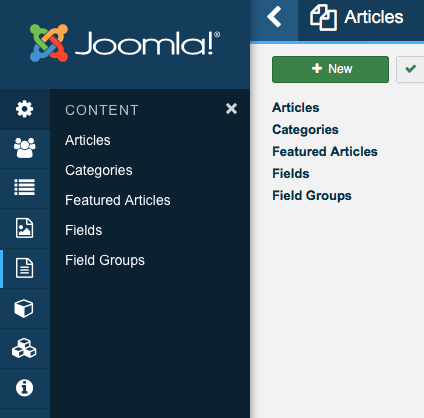 A First Look at Joomla 4 - Joomlashack
