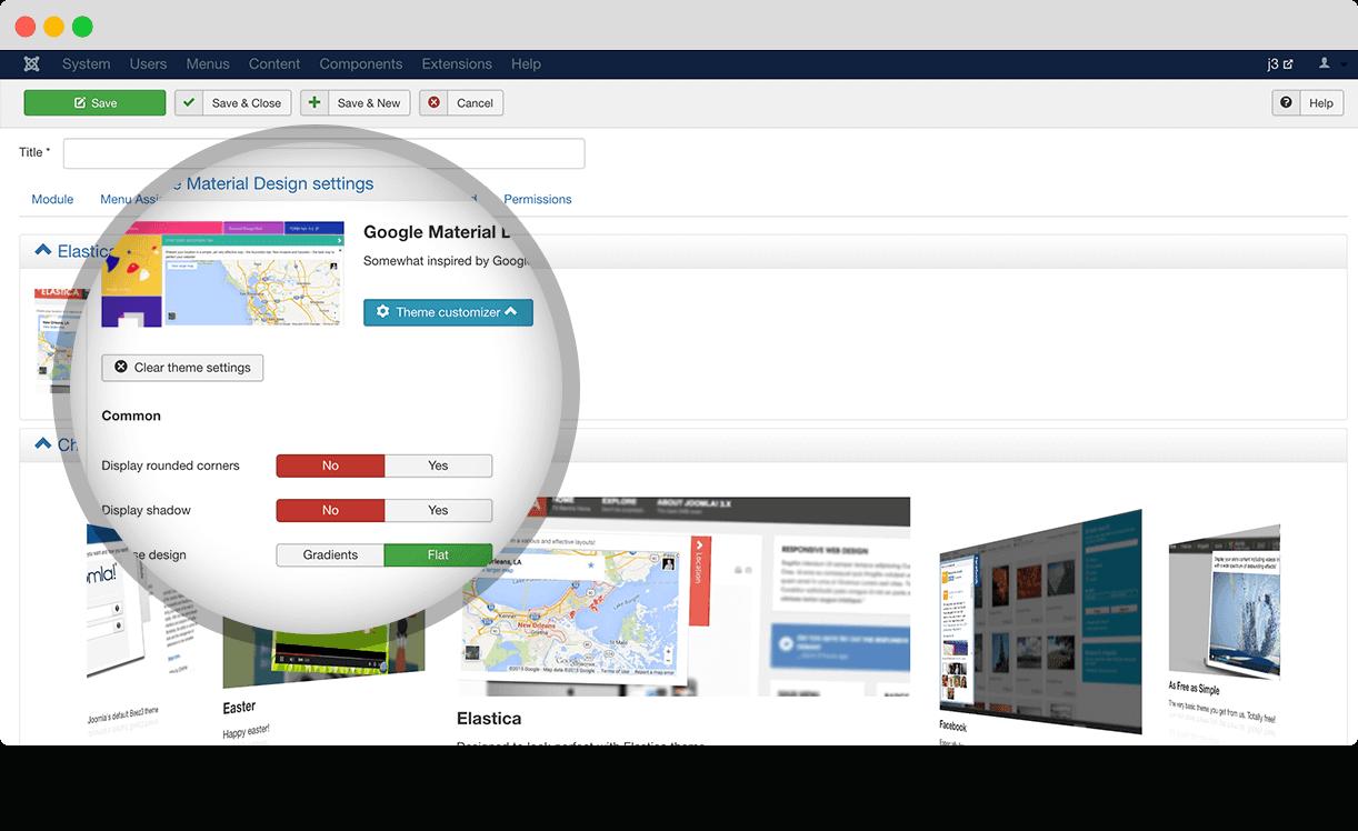 Shack Toolbox: Joomla media marketing integrations - Joomlashack