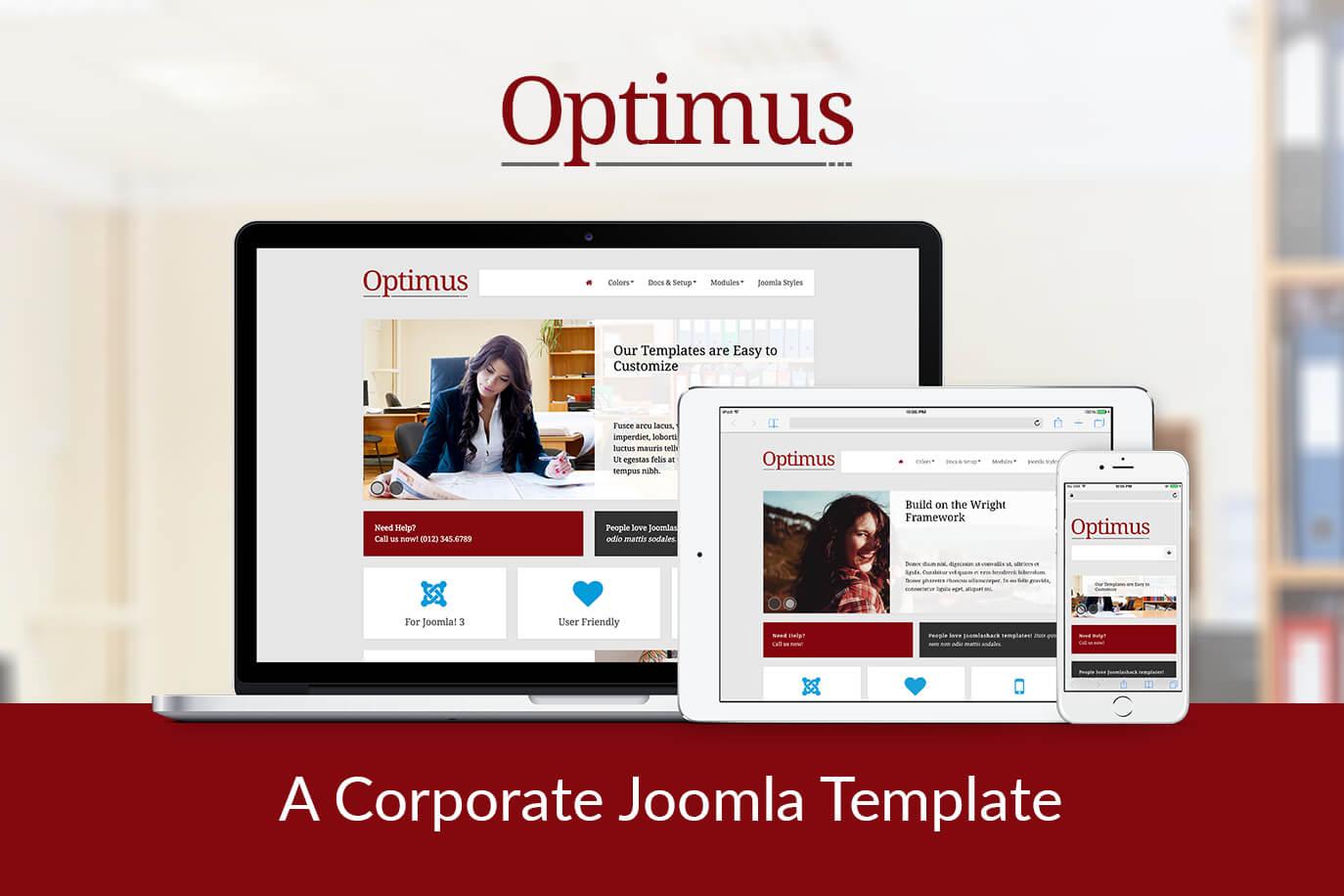Joomla Templates - Responsive, Fast Joomla Designs - Joomlashack