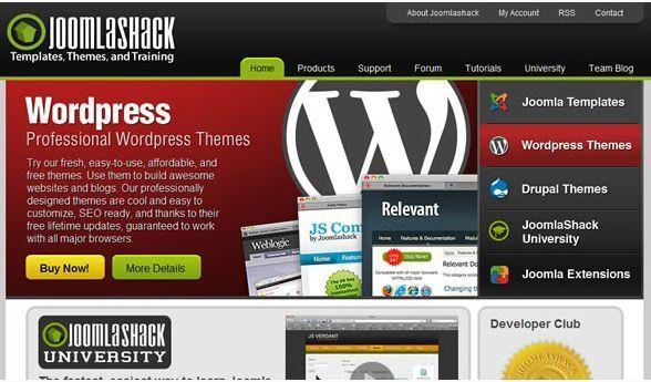 Joomlashack Makes 15 Market Leaders Of Premium Wordpress Joomla