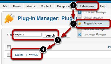 Extend TinyMCE's Features in Joomla - Joomlashack